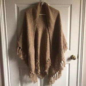Cozy shawl!